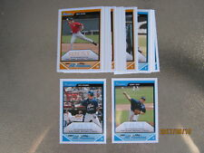 2007 AFLAC Promo 37 card set Eric Hosmer Sonny Gray 2018 majors and minors