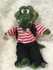 The Bear Factory Alligator Crocodile With Pirate Outfit Be My Bear