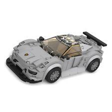 LEGO MOC Custom Porsche 918 Spyder- Only Building PDF Instructions ! No Bricks !