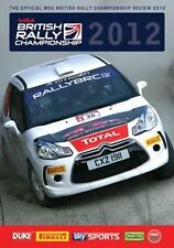 British Rally Championship - Official review 2012 (New DVD) Citroen Renault Ford