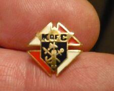 KNIGHTS OF COLUMBUS - Sword Anchor Cross fraternal PIN