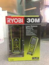 Ryobi 30m Laser A Distanza DOSATORE RLM30 LCD area, volume + calcolo pitagora