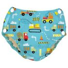 Charlie Banana Baby Easy Snaps Reusable Swim Diaper Multicolor Size M