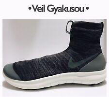 NIKE Veil Gyakusou FlyKnit Running Shoes (Port Wine)(AH2181 600)Men's Size 10.5