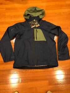 NWT Mountain Hardwear Mens Exposure 2 GORE-TEX Paclite Plus Rain Jacket L $300