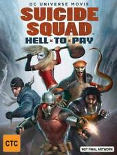 Suicide Squad Hell to Pay 4k UHD Blu-ray Aus Region B