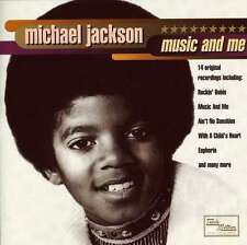 Music And Me - Michael Jackson CD SPECTRUM INT.