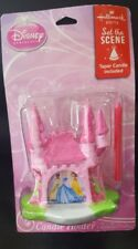 Disney Princess Party Supplies-Birthday Candle Castle Candle Holder Cake