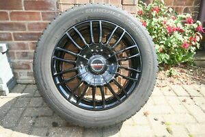 Borbet Wheels including tyres ( Set of 4 )