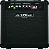 Behringer Guitar Combo Amp Virtube VT15CD 1x8 Practice Amplifier 15 Watt - NEW