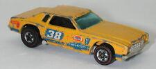 Redline Hotwheels Yellow 1975 Monte Carlo Stocker oc14118