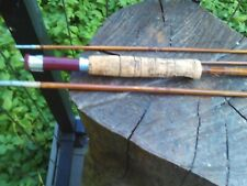 South Bend Split Bamboo Fly Rod 346-8 1/2' 3/2 Extra Tip,W.Bag,Looks New