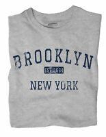 Brooklyn New York NY T-Shirt Kings County EST