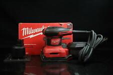 Milwaukee Elec Tool 6033-21 Palm Sander, 1/4-In. Sheet - Quantity 6