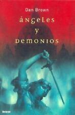Angeles y Demonios by Dan Brown (2004, Paperback)