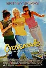 Crossroads Original Movie Poster 27X40 Britney Spears, 27x40