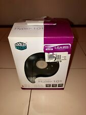 CoolerMaster Hyper 101A RR-H101-22FK-RA Heatpipe AMD CPU Cooler NEW