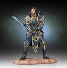 World of WARCRAFT The Movie Travis Fimmel as Anduin Lothar Statue Gentle Giant