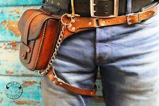 Leather Handmade Hip Bag Belt