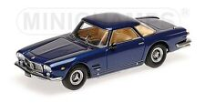 Maserati 5000 Gt Allemano 1959-1964 Blue 1:43 Model MINICHAMPS