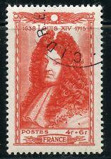 STAMP / TIMBRE FRANCE OBLITERE N° 617 / CELEBRITE / LOUIS XIV