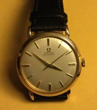 Gents Automatic Omega Watch.  9ct Gold. 1957. Working Condition.