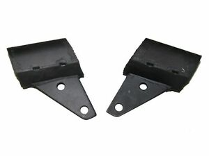 2 Rear Motor Mounts 54 55 56 Oldsmobile w/ Hydra-Matic NEW PAIR 1954 1955 1956