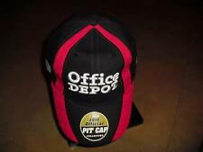 Tony Stewart hat Nascar RaRe Office Depot 2010 Official Pit Cap stretch fit #14