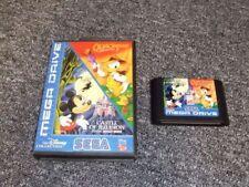 Sega Mega Drive Disney Boxing Video Games