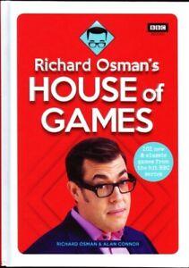 Richard Osman's House of Games. Hardback, like new