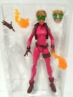 IN HAND Marvel Legends Boom-Boom Action Figure Loose Hasbro NO Wendigo BAF Piece