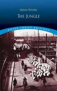 The Jungle (Dover Thrift Editions) - Paperback By Upton Sinclair - GOOD
