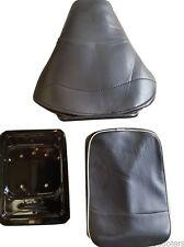 ukscooters VESPA SOLO SEATS BLACK VBB VNB SUPER RALLY PX LML NEW SADDLE