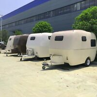 Small Caravan trailer, camper trailer, motorhouse trailer low price