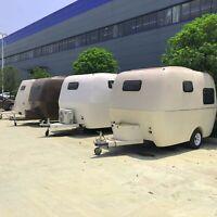 Small Caravan trailer, camper trailer, motorhouse trailer low price