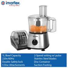 Imarflex Multi-purpose Electric Food Processor IFP-500S