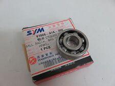 OEM SYM Mio 50, Symphony 50 - Ball Bearing 6201 C3 PN 91006-A1A-300