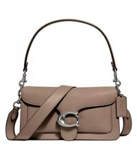 ❤️ Coach Tabby 26 Taupe/Silver 73995 Shoulder Bag