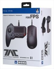 Sony Licensed Hori PS4 PS3 PC Tac 4 G1 Tactical Assault Commander Mouse