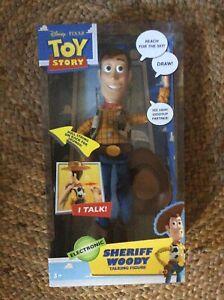 Toy Story Woody 2008 Rare Original