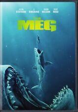 The Meg (DVD,2018)