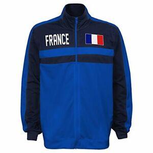 Outerstuff International Soccer Men's France Track Jacket