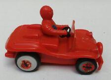 Vintage 1975 Marvel Comics Group Toy Plastic Azrak Hamway Spiderman Dune buggy