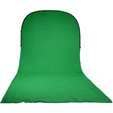 ✅Impact Super Collapsible Background - 8 x 16' (Chroma Green) - BGSC-CG-816