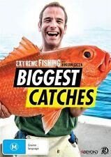Extreme Fishing With Robson Green: Biggest Catches DVD R4 NEW