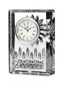 Waterford Lismore Small Clock $150 BNWOP j