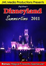 Disneyland Summer 2011 DVD Soundsational Parade, Pirates New, Magical Fireworks