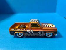 Hot Wheels '83 Chevy Silverado CUSTOM Loose Mooneyes. 1/64 scale