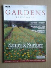 Illustrated Home & Garden August Magazines