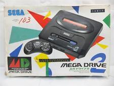 SEGA MEGA DRIVE 2 MD CONSOLE SYSTEM HAA-2502 BOX JAPAN JAPANESE GAME-2